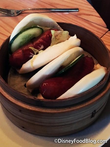 Kurobuta Sausage Bao