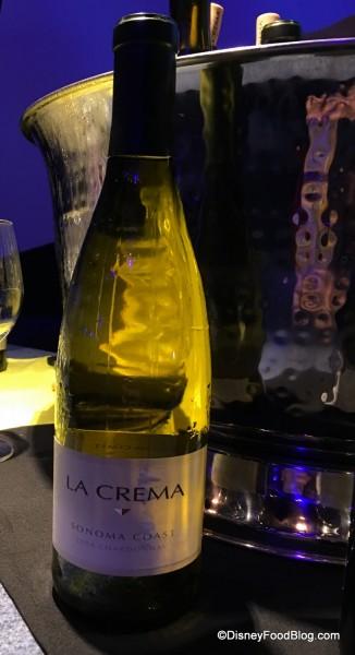 La Crema Chardonnay, Sonoma Coast