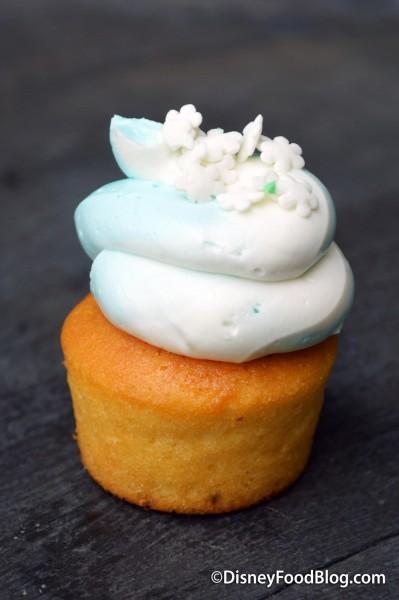 Vanilla Mini Cupcake