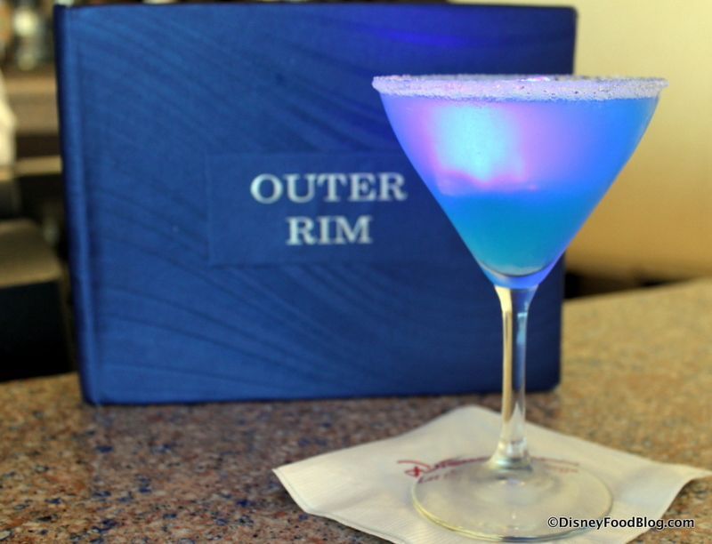 Review Outer Rim Lounge At Disney S Contemporary Resort