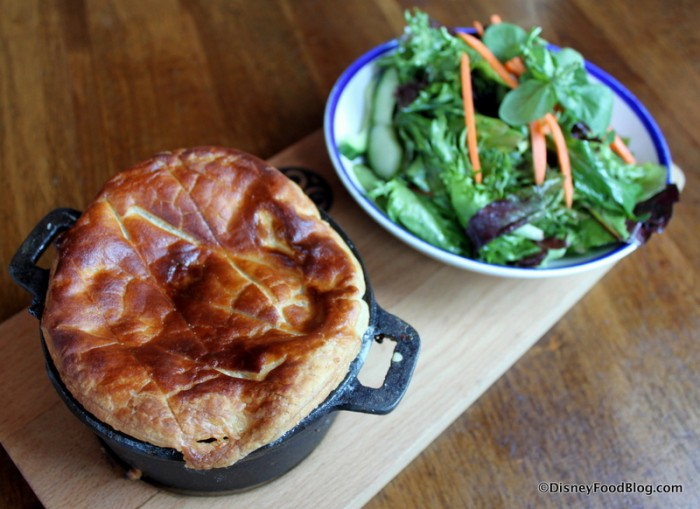 Our Pie to Try -- Quail