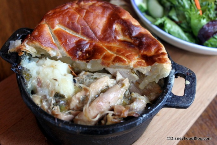 Our Pie to Try -- Quail -- Inside