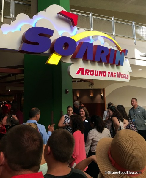 Welcome back, Soarin'!