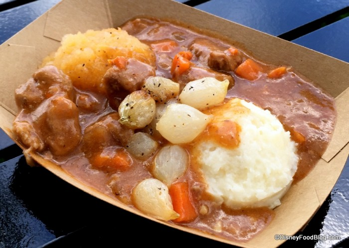 Traditional Scottish Lamb Stew with Neeps and Tatties