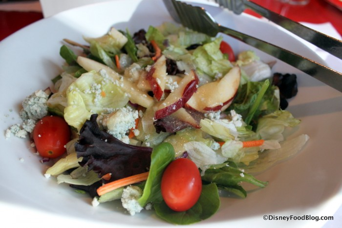 Family Style Mixed Greens Salad