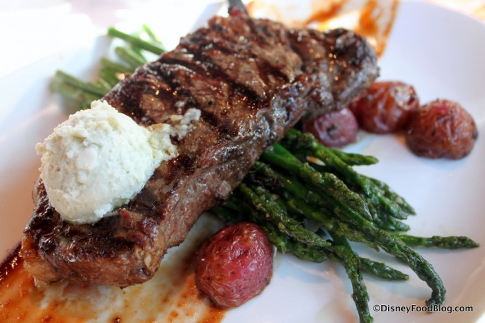 Steak-Your-Claim Char-crusted New York Strip
