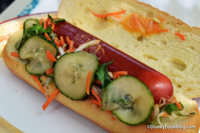 American Kobe Beef Hot Dog
