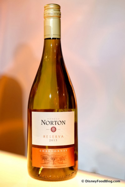 Bodega Norton Chardonnay