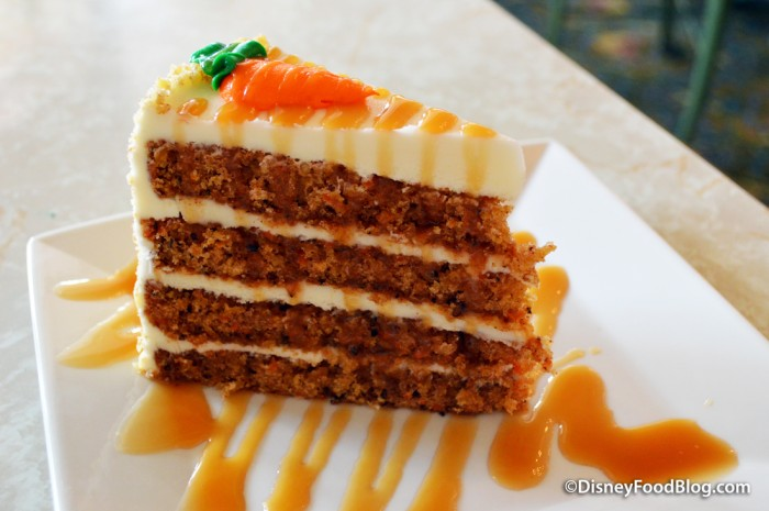 Seasonal Carrot Cake