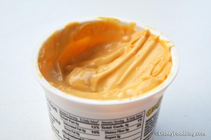 Ortega Cheese Dip