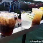Review: Coca-Cola Store Rooftop Beverage Bar Adult Drink Menu