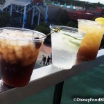 Review: Coca-Cola Store Rooftop Beverage Bar Adult Drink Menu