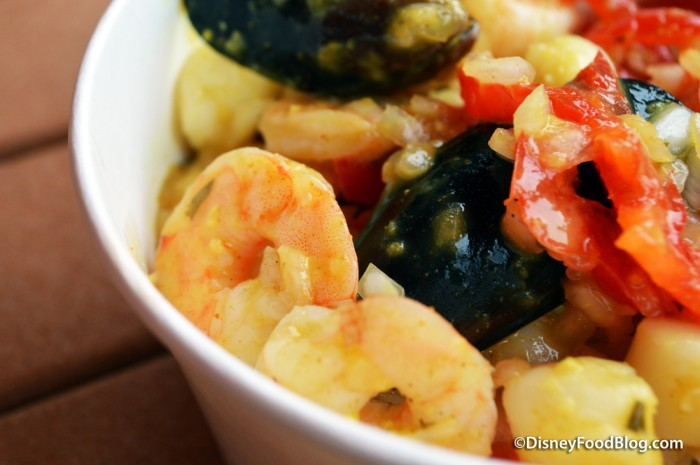 Seafood Stew Shrimp