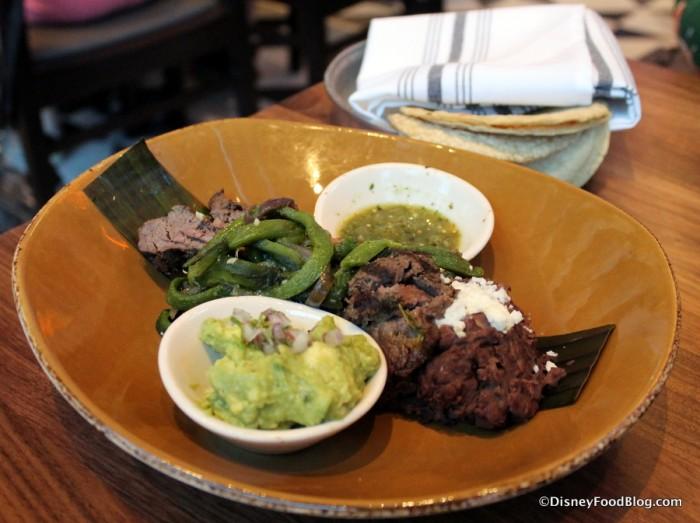 Carne Asada for Soft Tacos