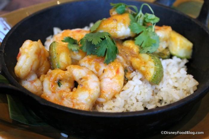 Shrimp Mojo de Ajo