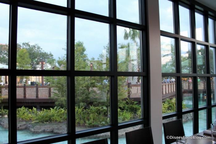 View of Disney Springs