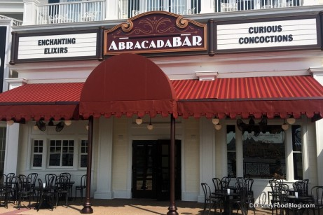 Disney World Boardwalk AbracadaBar featured