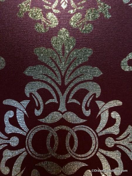 Wallpaper detail