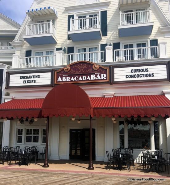 AbracadaBar at Disney's BoardWalk