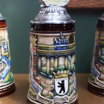 News: Berlin Wall Stein in Epcot's World Showcase