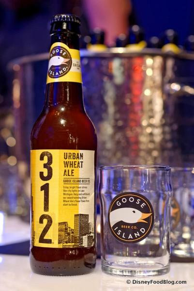 Goose Island Urban Wheat Ale