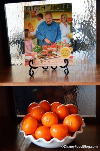 Decor and Chef Art's Cookbook