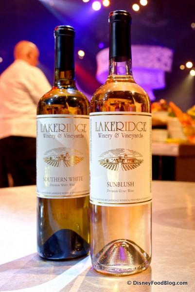 Lakeridge Winery Wines