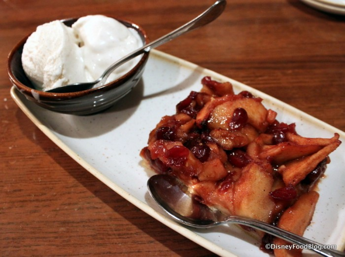 Johnny Appleseed's Tart