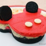 Review: Mickey Oreo Cheesecake at Epcot's Sunshine Seasons