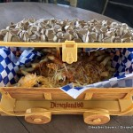Disneyland Find: Diamond Celebration Mine Car Chili Cheese Fries at Hungry Bear Restaurant