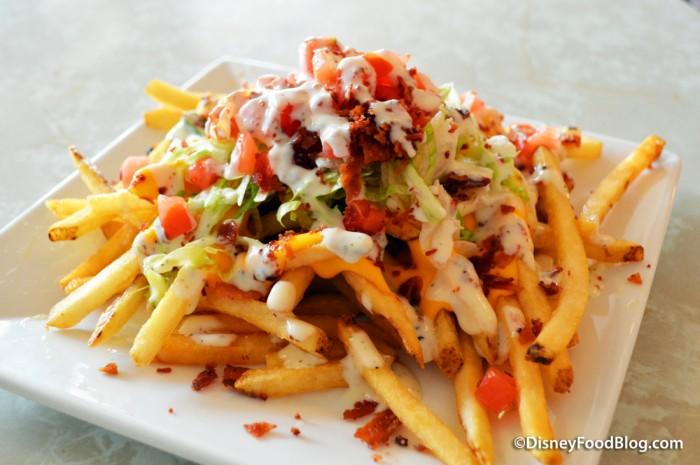 Plaza Loaded Fries