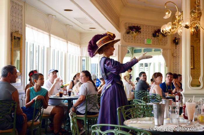 Main Street Suffragette