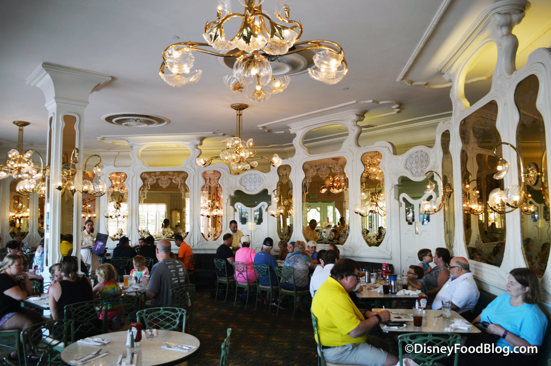 Review so many good new eats at the plaza restaurant in walt main dining area arubaitofo Choice Image