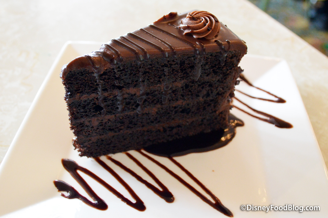 Bourbon And Chocolate Cake