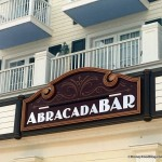 Sneak Peek! Signage Arrives on Disney World's Boardwalk for the Upcoming AbracadaBar
