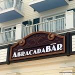 Sneak Peek! Signage Arrives on Disney World's Boardwalk for the Upcoming AbracadaBar