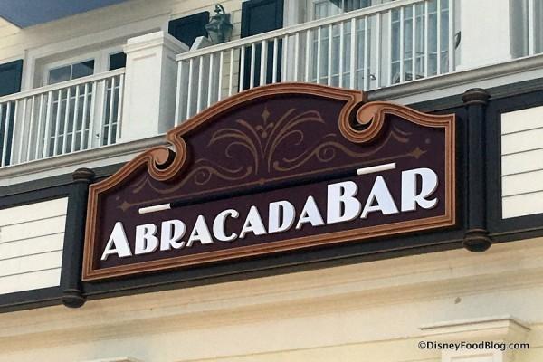 Sneak Peek: Take a Look Inside the Upcoming AbracadaBar on Disney's Boardwalk