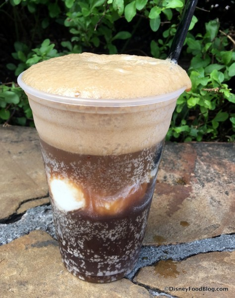 Hard Root Beer Float