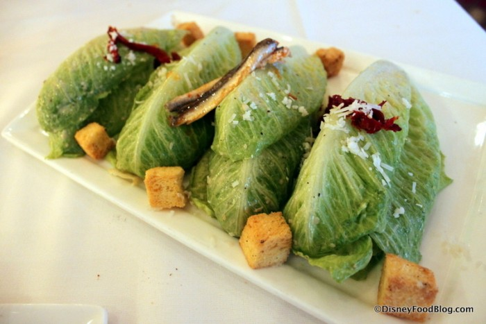 Artisan Romaine Salad