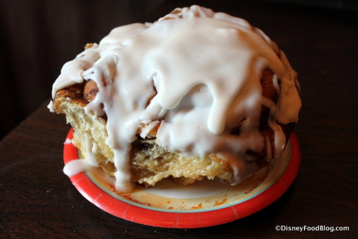 Cinnamon Roll -- Another View