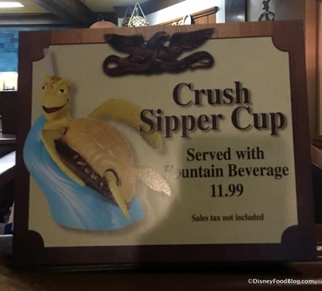 Crush Sipper Cup