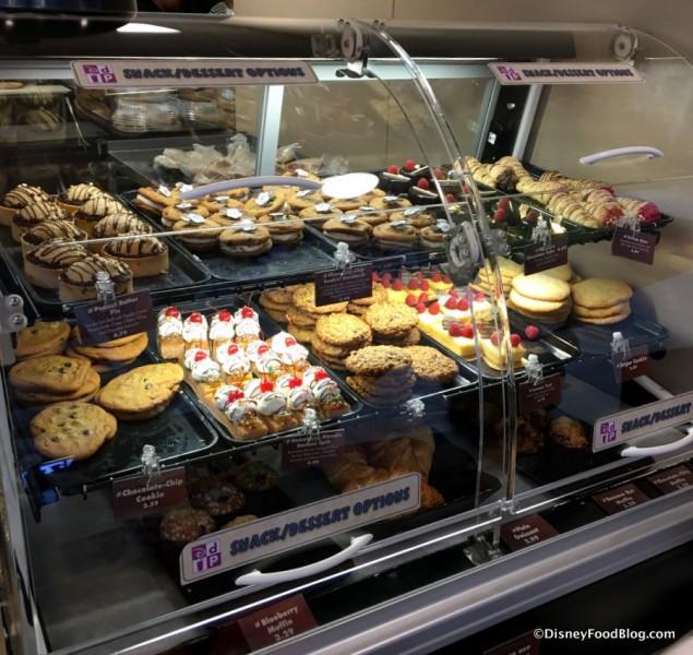 Contempo Cafe Bakery Case