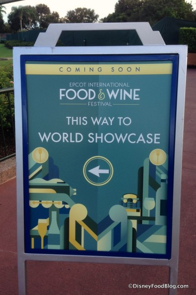 Epcot Food & Wine Festival Coming SOON!!