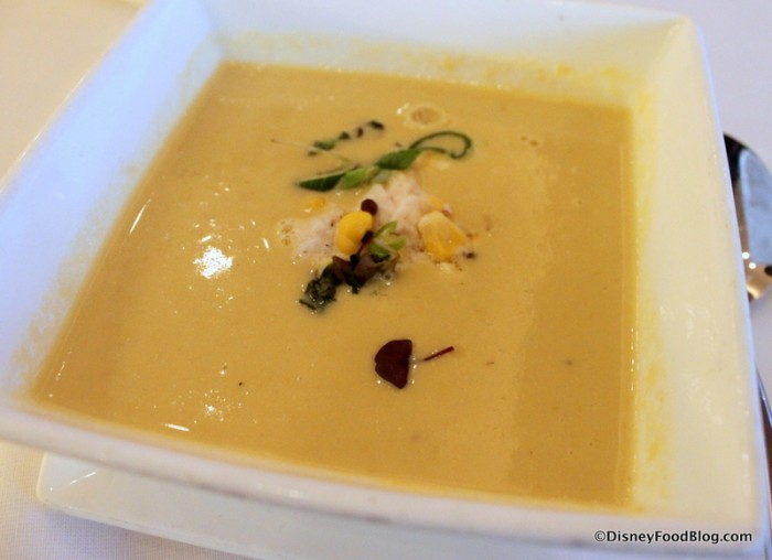 Florida Sweet Corn Bisque