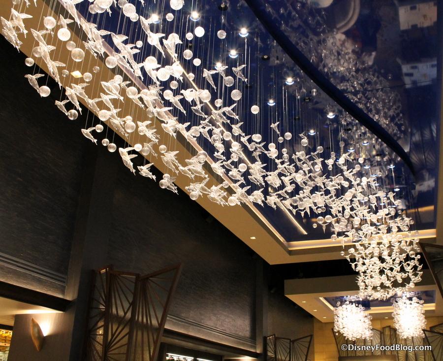 Review Flying Fish At Disney S Boardwalk Inn