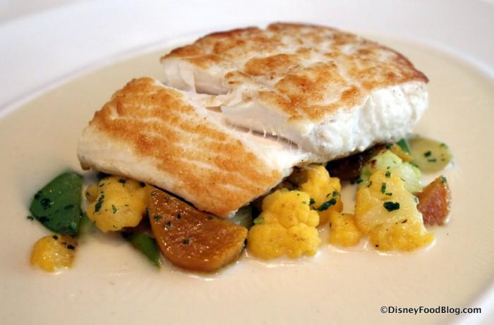 Oceans Bounty Sustainable Fish -- Alaskan Halibut