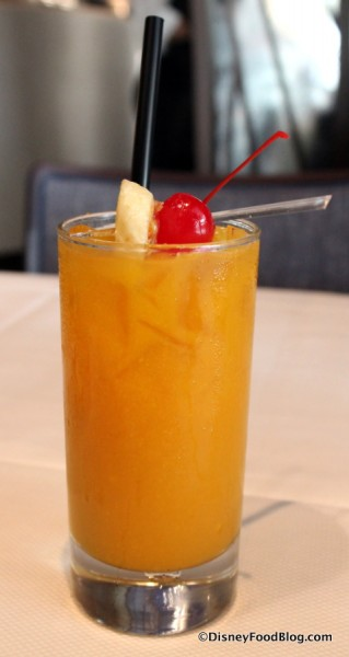 Pacific Island Punch