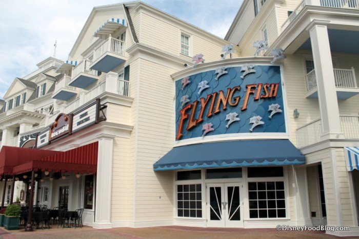 Flying Fish -- Outside View