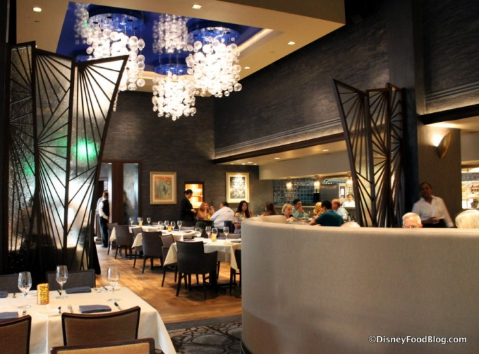Flying Fish atmosphere dining area 7