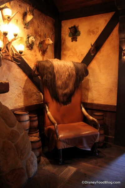 Gaston's Chair